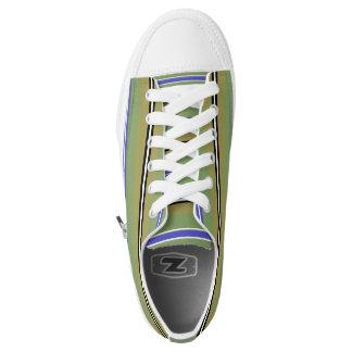 Men & Women's Zipz Low Top Sneakers