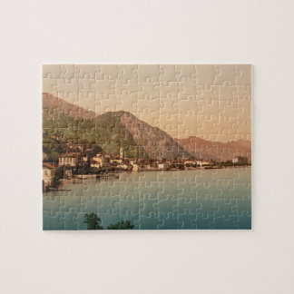 Menaggio I, Lake Como, Lombardy, Italy Jigsaw Puzzle