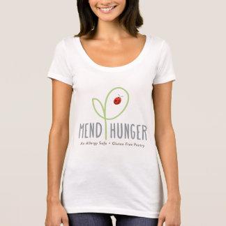 Mend Scoop Neck Women's T-Shirt