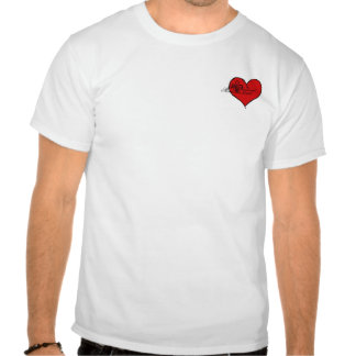 Mend this heart t-shirt