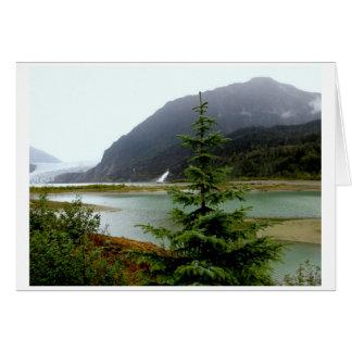 Mendenhall Glacier 2016 Card