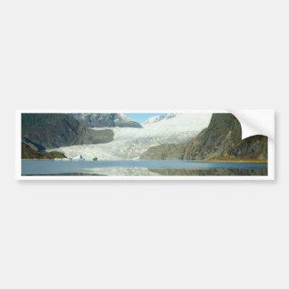 Mendenhall Glacier Bumper Sticker