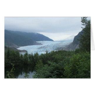 mendenhall glacier card