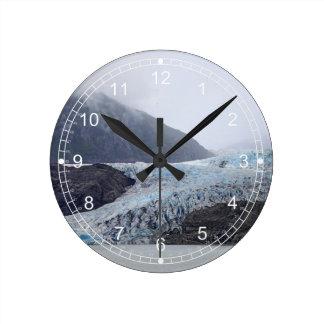 Mendenhall Glacier Clocks