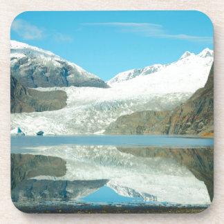 Mendenhall Glacier Drink Coaster