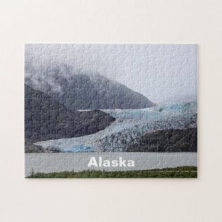 Mendenhall Glacier Jigsaw Puzzle