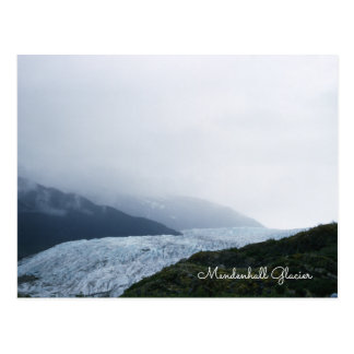 Mendenhall Glacier Juneau Alaska Icefield Postcard