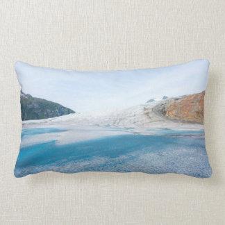 Mendenhall Glacier Lumbar Cushion