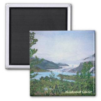 Mendenhall Glacier Magnet