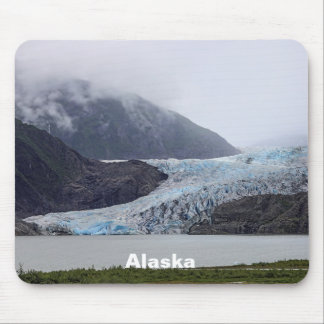 Mendenhall Glacier Mouse Pad