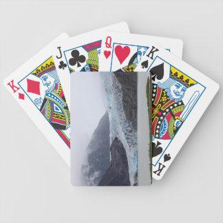 Mendenhall Glacier Poker Deck