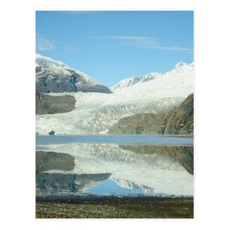 Mendenhall Glacier Postcard