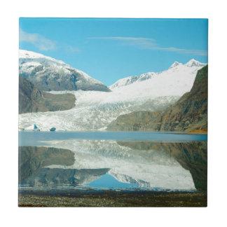 Mendenhall Glacier Tile