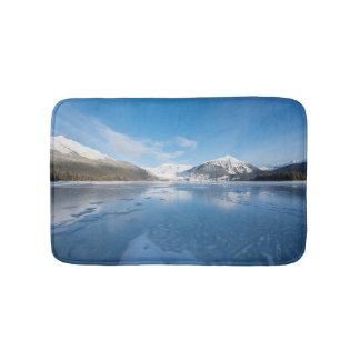 Mendenhall Lake Bath Mats