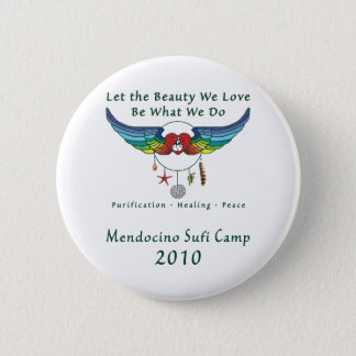 Mendocino Sufi Camp 2010 button