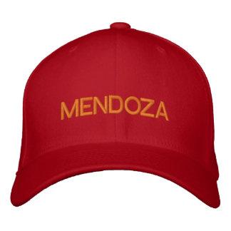 Mendoza Cap Embroidered Baseball Cap