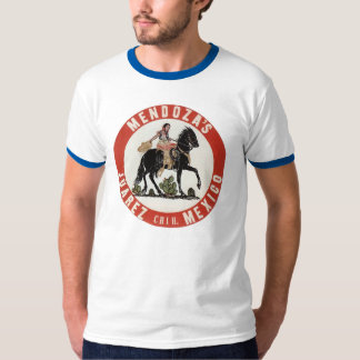 Mendoza Juarez Mexico T-Shirt