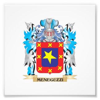 Meneguzzi Coat of Arms - Family Crest Photo