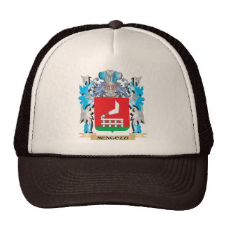 Mengozzi Coat of Arms - Family Crest Hats