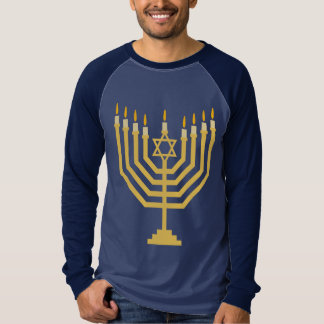 Menorah Mens Shirt