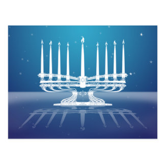 Menorah Post Cards