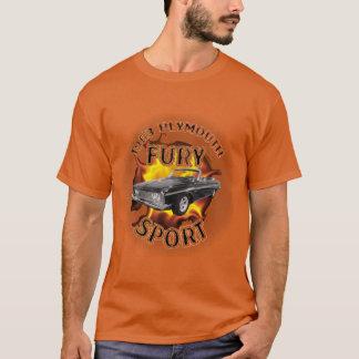 Men's 1963 Plymouth Fury Sport Shirt. T-Shirt
