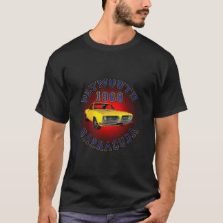 Men's 1968 Plymouth Barracuda T-Shirt