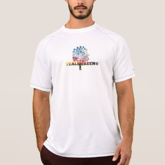 Men's Active Dri Shirt TG Tree Design