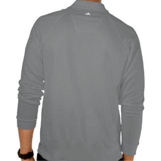 Men's Adidas (ALS) long sleeve 1/2 zip T-shirt
