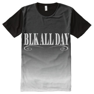 Men's American Apparel All-Over Printed TShirt All-Over Print T-Shirt