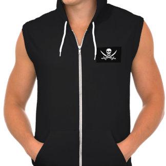 Men's American Apparel California Fleece Sleeveles Sweatshirt