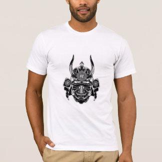 Men's American apparel t-shirt with samurai mask