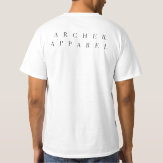 Mens Archer Tee Basic With Type