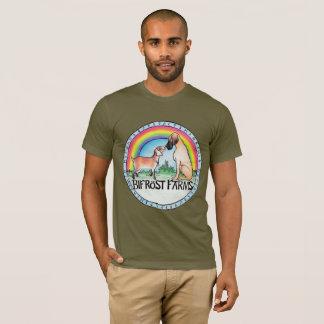 Men's Army Green Bifrost Farms T-shirt