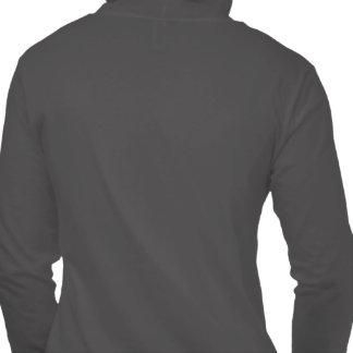 Men's Asphalt & Black 'Curtailed Ops' Jersey Hoody