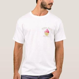 Men's Audra Bakes KBC T-shirt Pocket Placement