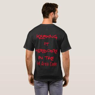 Men's Basic Dark T-Shirt customisable
