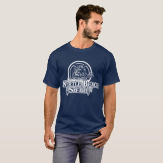 Men's Basic Dark T-Shirt - NAVY