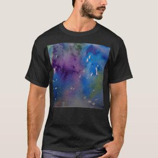 Men's Basic Dark T-Shirt w/design