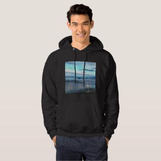 Men's Basic Hooded Sweatshirt. Hoodie
