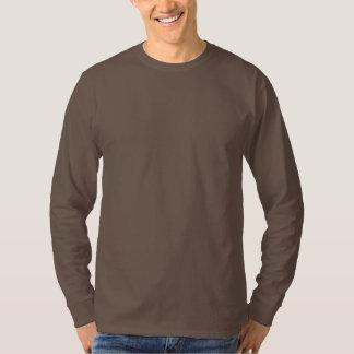 Men's Basic Long Sleeve T-Shirt  BROWN