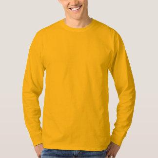 Men's Basic Long Sleeve T-Shirt GOLD