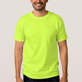 Men's Basic Long Sleeve T-Shirt SAFETY GREEN