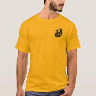 Men's Basic T-Shirt - WUSHU SHAOLIN ENTERTAINMENT