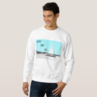 Men's Beach Bum Life Basic Sweatshirt