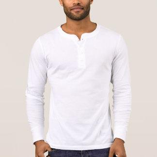 Men's Bella+Canvas Henley Long Sleeve Shirt