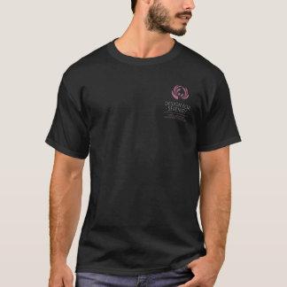 Men's Black shirt Design for Serenity