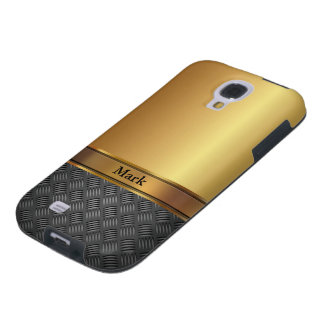 Men's Business Galaxy S4 Case