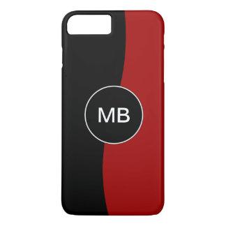 Men's Business Monogram iPhone 7 Plus Case