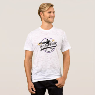 Men's Canvas Fitted Burnout T-Shirt